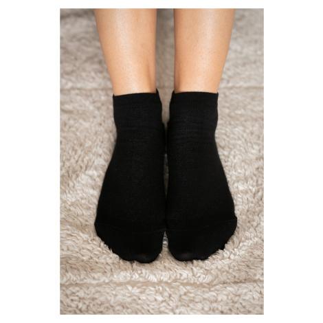 Barefoot Socks - Low-Cut - Black 43-46