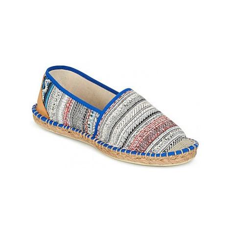 Art of Soule BOHEMIAN women's Espadrilles / Casual Shoes in Blue