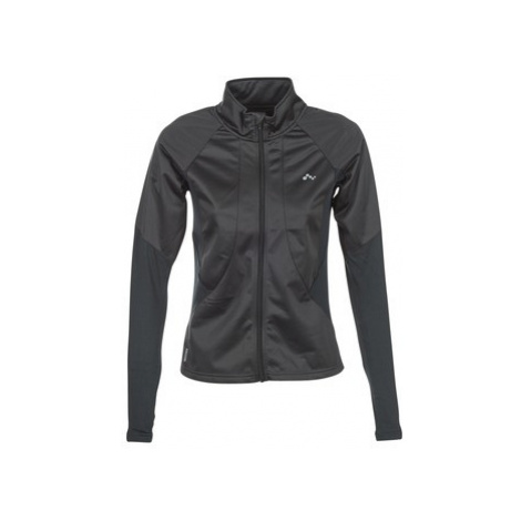 Only Play WINDY women's Tracksuit jacket in Black