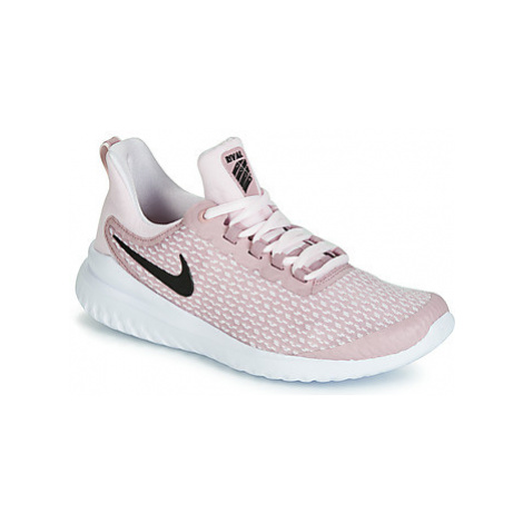 Nike RENEW RIVAL women's Sports Trainers (Shoes) in Pink