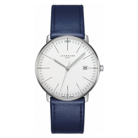 Junghans max bill Mega Radio Controlled Watch 058.4822.00