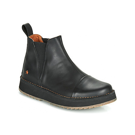 Art ORLY women's Mid Boots in Black