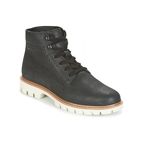 Caterpillar BASIS men's Mid Boots in Black