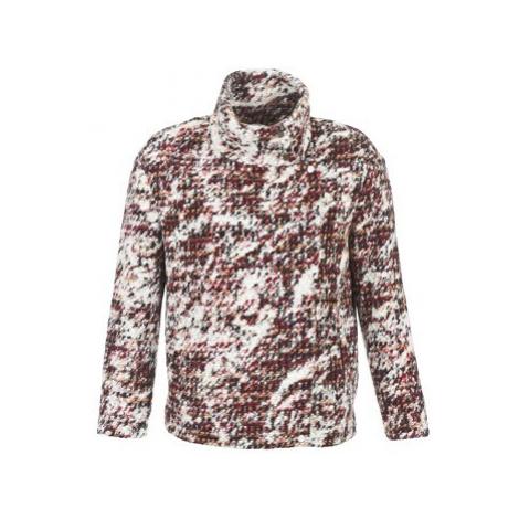 See U Soon POTNO women's Coat in Brown