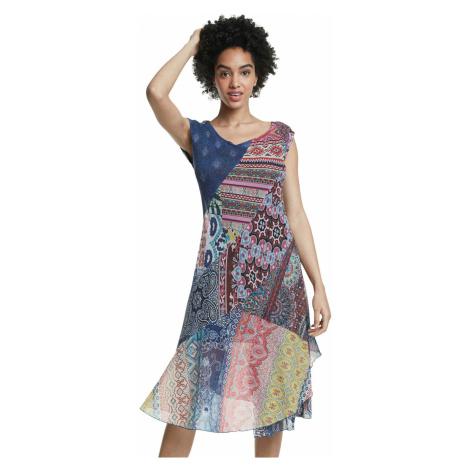 Desigual Monica Dress Colorful