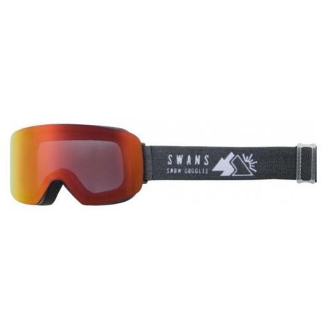 Swans 120-MDH black - Ski/SNB goggles
