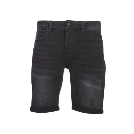 Only Sons ONSPLY men's Shorts in Black Only & Sons