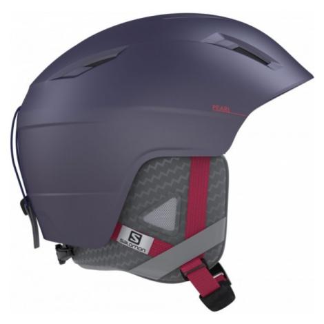 Salomon PEARL2 black - Women's ski helmet