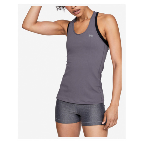 Under Armour HeatGear® Armour Racer Top Grey