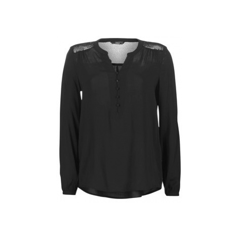 Only ONLEDDIE women's Blouse in Black
