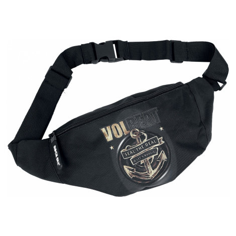 Volbeat - Seal The Deal - Belt pouch - black