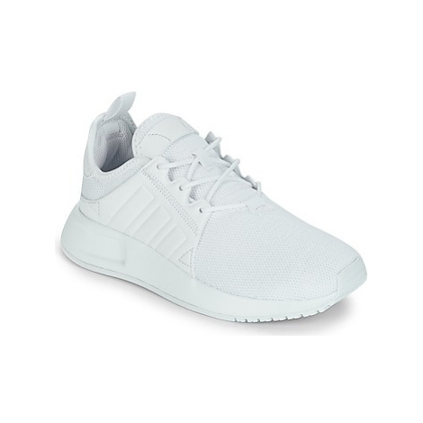 Adidas X_PLR J girls's Children's Shoes (Trainers) in White