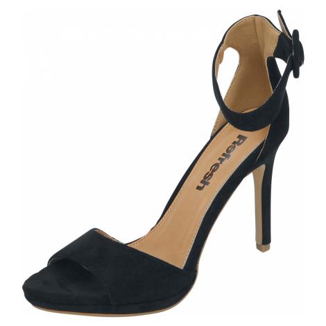 Refresh - Antelina - High Heels - black