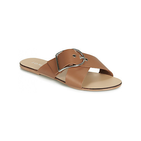 Jonak JASMINE women's Mules / Casual Shoes in Brown