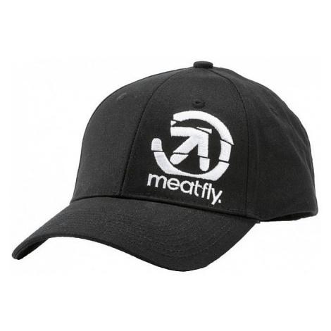 cap Meatfly Sigma 2 - A/Black
