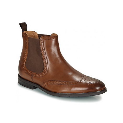 Clarks RONNIE TOP men's Mid Boots in Brown