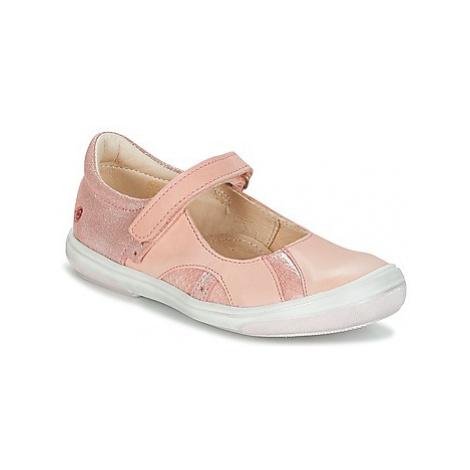 GBB SYRINE girls's Children's Shoes (Pumps / Ballerinas) in Pink