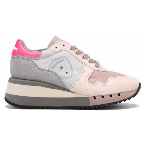 Blauer Charlotte Sneakers Pink Grey