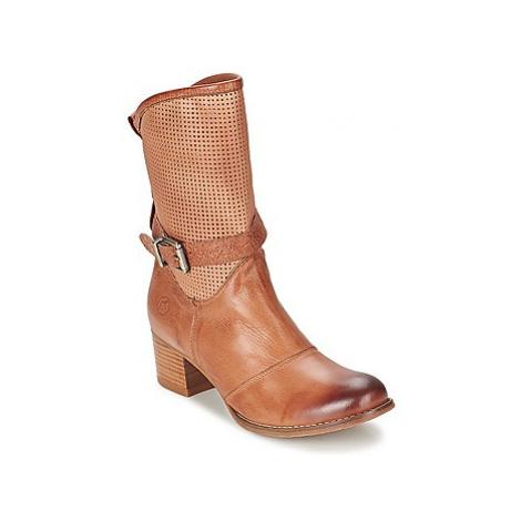 Kdopa PAULINE women's Low Ankle Boots in Brown