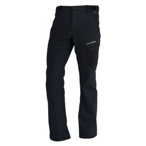 Northfinder GINEMON black - Men's softshell pants