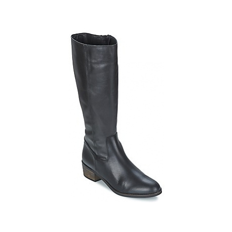So Size CUOER women's High Boots in Black