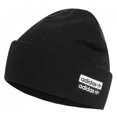 cap adidas Originals Vocal Cuff Knit - Black/White - men´s