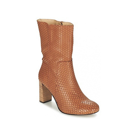 Betty London FEDULA women's Low Ankle Boots in Brown