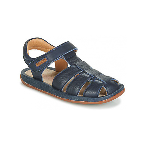 Camper BICHIO girls's Children's Sandals in Blue