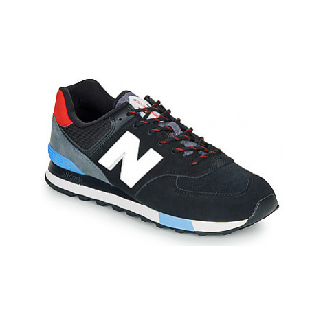 New Balance 574 men's Shoes (Trainers) in Black