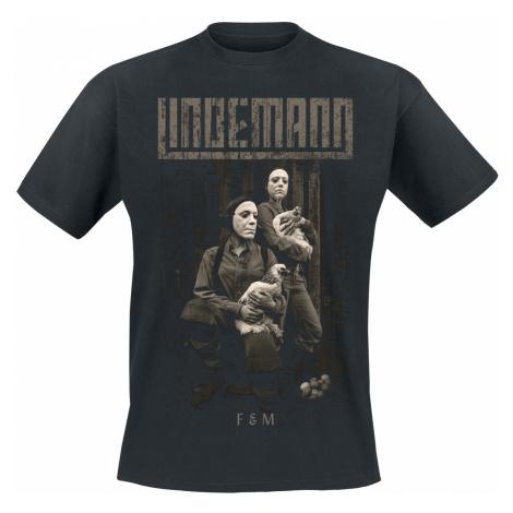 Lindemann - F&M - T-Shirt - black