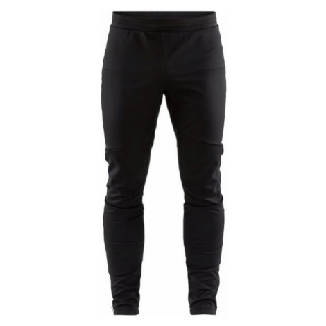 Craft GLIDE black - Men's insulated softshell pants