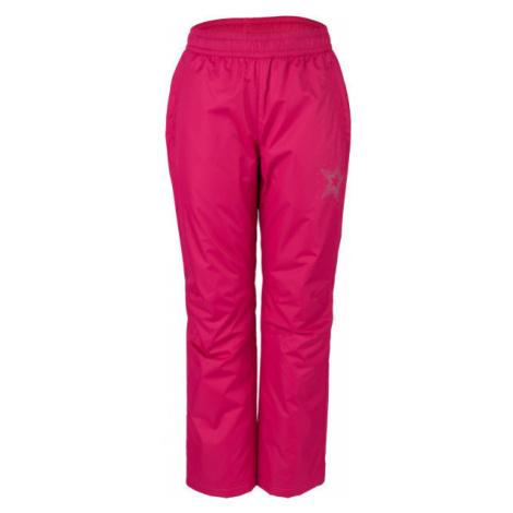 Lewro GIDEON pink - Insulated children's pants
