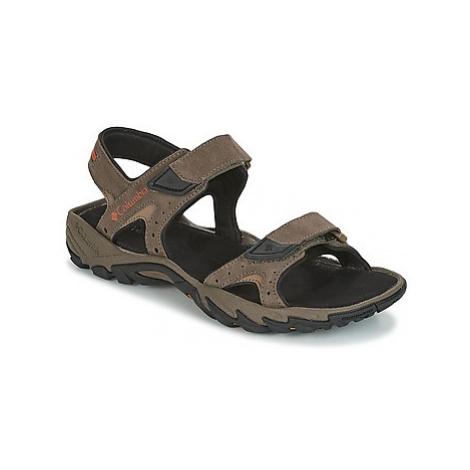 Columbia SANTIAM™ 2 STRAP men's Sandals in Brown