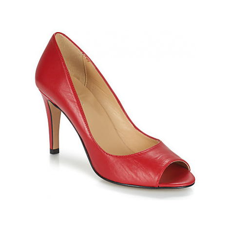 Betty London EMANA women's Court Shoes in Red