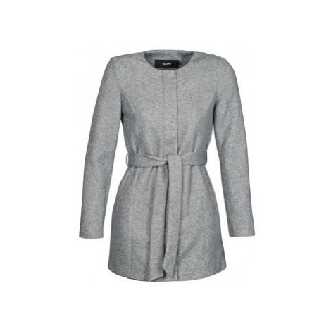 Vero Moda VMJULIAVERODONA women's Coat in Grey