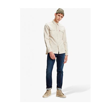Levi's Jackson Worker Shirt, White Levi´s