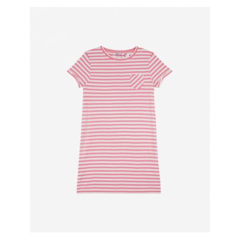 O'Neill Lola Kids Dress Pink Beige