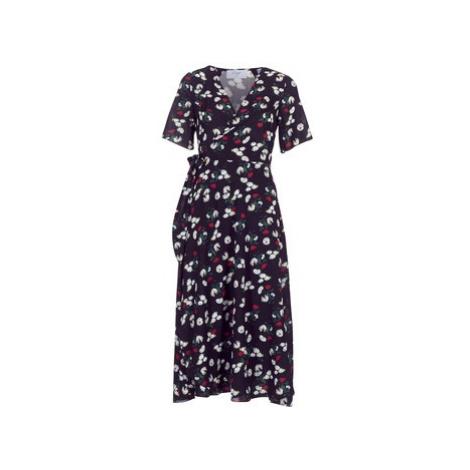 Betty London INNATIN women's Long Dress in Black