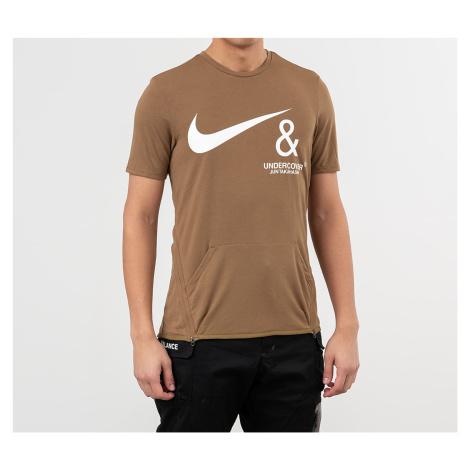 NikeLab x Undercover Tee Brown
