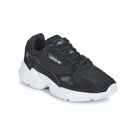 Adidas FALCON W women's Shoes (Trainers) in Black