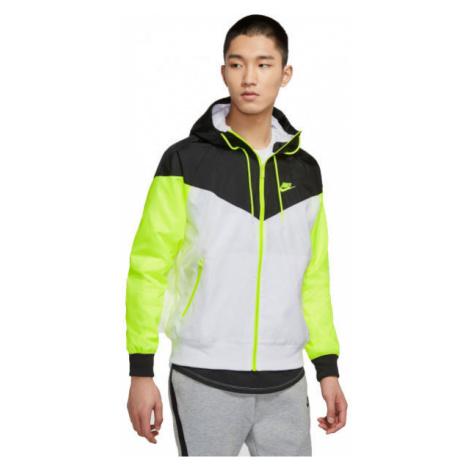 Nike NSW HE WR JKT HD M white - Men's jacket