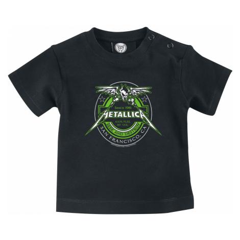 Metallica Fuel Baby T-Shirt black