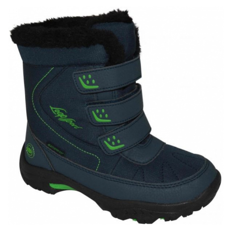 Loap FROST KID black - Kids' winter shoes