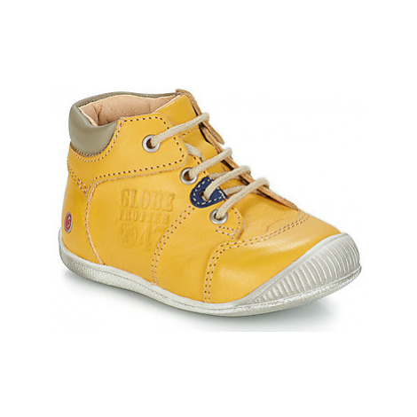 GBB SIMEON boys's Children's Mid Boots in Yellow