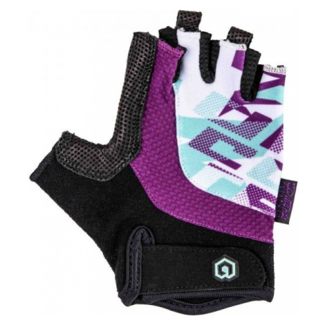 Arcore SPHINX purple - Kids' cycling gloves