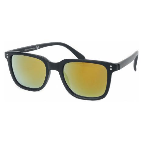 Classic Style Sunglasses black yellow