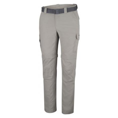 Columbia SILVER RIDGE II CONVERTIBLE PANT beige - Men's outdoor pants