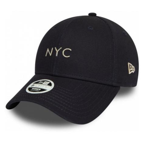 New Era 9FORTY W NYC black - Baseball cap