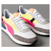 Puma Future Rider Play On Puma White-Castlerock-Yellow Al