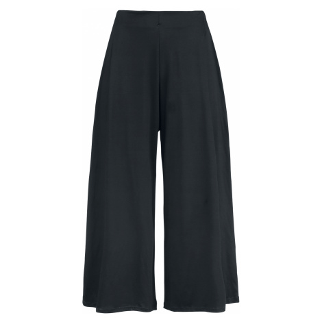 Outer Vision - Culotte Pants Marisa - Girls trousers - black